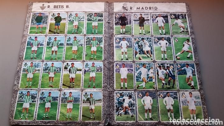 Álbum de fútbol completo: ALBUM COMPLETO FHER DISGRA 67 68 1967 1968 CON LOS 16 ESCUDOS - Foto 7 - 172868503