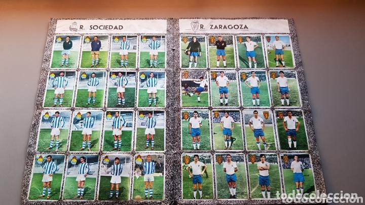Álbum de fútbol completo: ALBUM COMPLETO FHER DISGRA 67 68 1967 1968 CON LOS 16 ESCUDOS - Foto 8 - 172868503