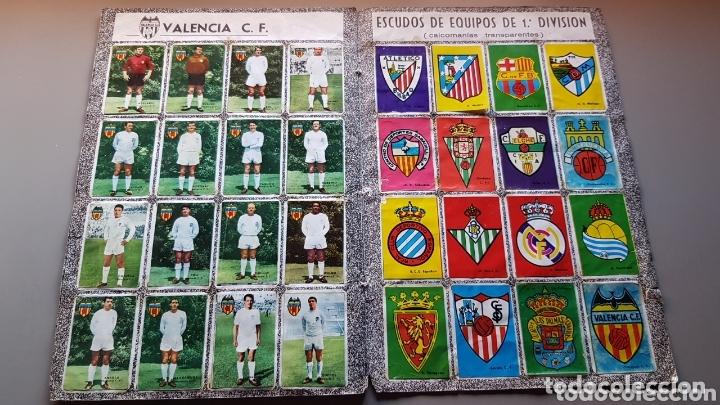 Álbum de fútbol completo: ALBUM COMPLETO FHER DISGRA 67 68 1967 1968 CON LOS 16 ESCUDOS - Foto 10 - 172868503