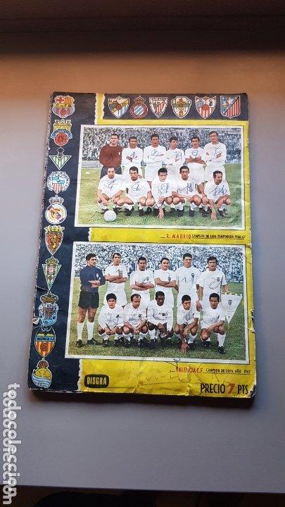 Álbum de fútbol completo: ALBUM COMPLETO FHER DISGRA 67 68 1967 1968 CON LOS 16 ESCUDOS - Foto 11 - 172868503
