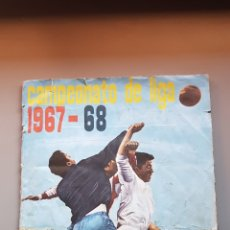 Álbum de fútbol completo: ALBUM COMPLETO FHER DISGRA 67 68 1967 1968 CON LOS 16 ESCUDOS. Lote 172868503