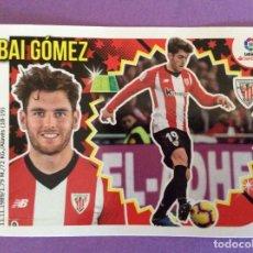 Álbum de fútbol completo: LIGA ESTE- 2018-2019- IBAI GÓMEZ- BILBAO - MERCADO DE INVIERNO-CROMO- Nº2-LIGA SANTANDER. Lote 172970150