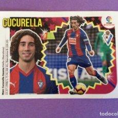 Álbum de fútbol completo: LIGA ESTE- 2018-2019- CUCURELLA-EIBAR--MERCADO DE INVIERNO-CROMO- Nº11-LIGA SANTANDER. Lote 172970175