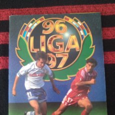 Álbum de fútbol completo: EXCELENTE ÁLBUM LIGA ESTE 96-97. Lote 173113160