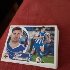 Álbum de fútbol completo: ESTE 2013 2012 13 12 SIN PEGAR DEPORTIVO JUAN DOMÍNGUEZ 10. Lote 173455557