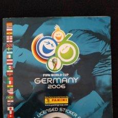 Álbum de fútbol completo: ÁLBUM MUNDIAL 2006. PANINI.. Lote 173766375