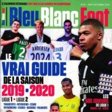 Álbum de fútbol completo: PLANETE FOOT. - LE GUIDE DE LA SAISON 2019/2020 - #. Lote 173867198