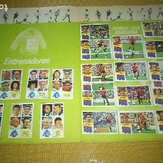 Álbum de fútbol completo: ALBUM DE CROMOS DE LIGA DE FUTBOL 82-83 EDICIONES ESTE(476 CROMOS DIFERENTES). Lote 174316920