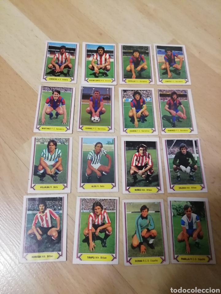 Álbum de fútbol completo: Album liga este 80 /81.. Completo+ 60 Dobles.... - Foto 32 - 169791706