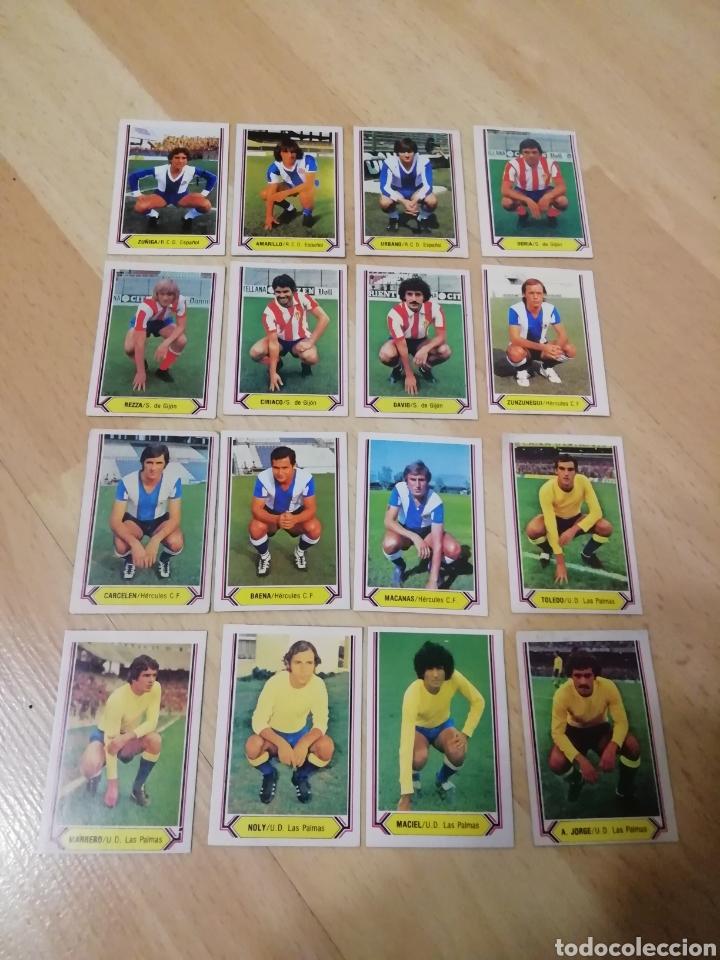 Álbum de fútbol completo: Album liga este 80 /81.. Completo+ 60 Dobles.... - Foto 34 - 169791706