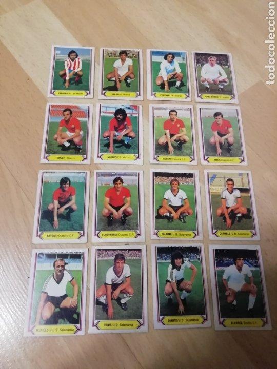 Álbum de fútbol completo: Album liga este 80 /81.. Completo+ 60 Dobles.... - Foto 36 - 169791706