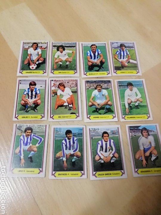 Álbum de fútbol completo: Album liga este 80 /81.. Completo+ 60 Dobles.... - Foto 38 - 169791706
