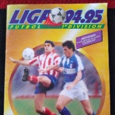 Álbum de fútbol completo: ÁLBUM LIGA ESTE 94 95. Lote 174866033
