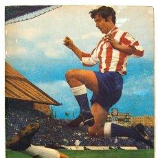Álbum de fútbol completo: ALBUM 1971 72 FHER DISGRA LIGA 71 72 CAMPEONATO LIGA 71 72 CON POSTER COMPLETO. Lote 29396598