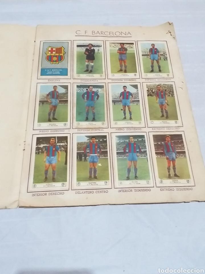 Álbum de fútbol completo: ALBUM CROMOS FUTBOL COMPLETO CAMPEONATO 1959-1960,EDICION FERCA JUGADORES PRIMERA DIVISION EN COLOR - Foto 3 - 175148739