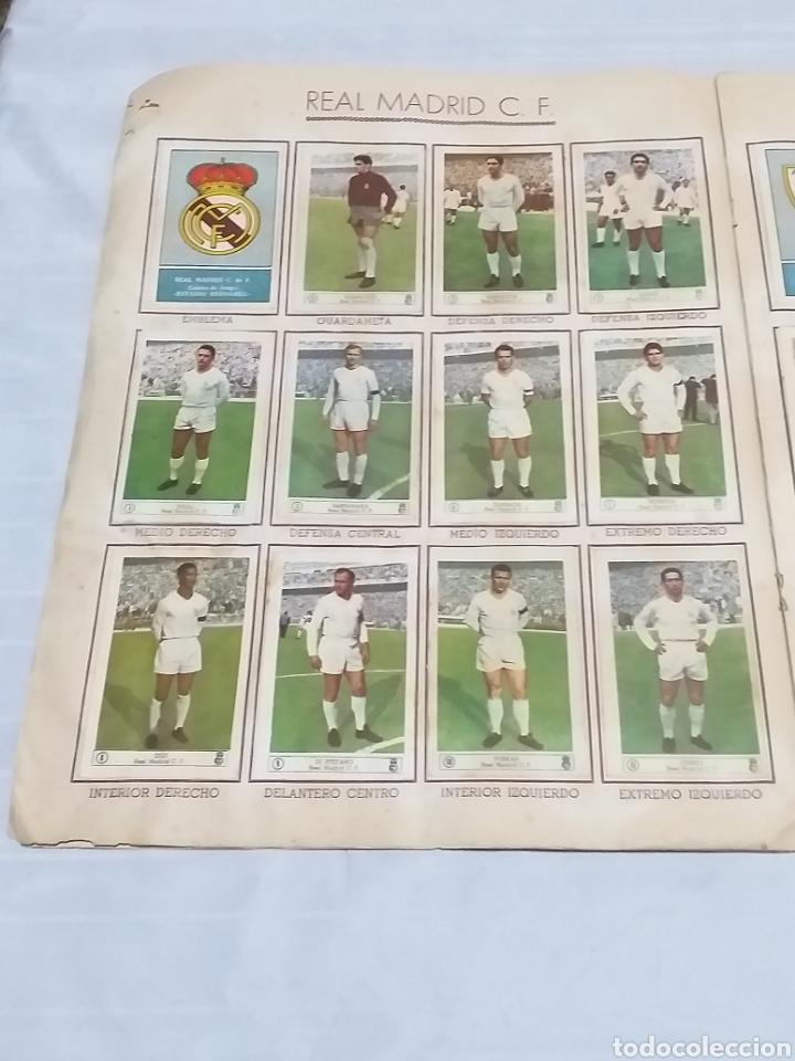 Álbum de fútbol completo: ALBUM CROMOS FUTBOL COMPLETO CAMPEONATO 1959-1960,EDICION FERCA JUGADORES PRIMERA DIVISION EN COLOR - Foto 4 - 175148739