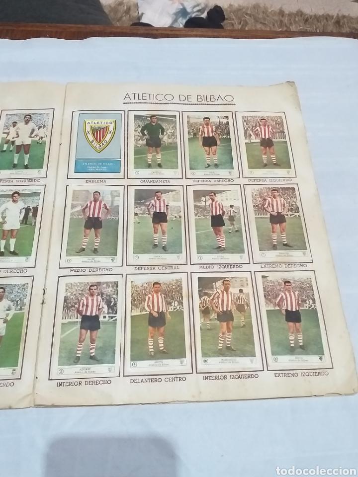 Álbum de fútbol completo: ALBUM CROMOS FUTBOL COMPLETO CAMPEONATO 1959-1960,EDICION FERCA JUGADORES PRIMERA DIVISION EN COLOR - Foto 5 - 175148739