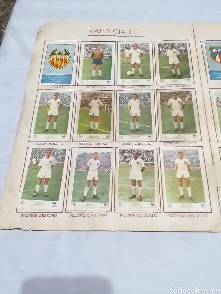 Álbum de fútbol completo: ALBUM CROMOS FUTBOL COMPLETO CAMPEONATO 1959-1960,EDICION FERCA JUGADORES PRIMERA DIVISION EN COLOR - Foto 6 - 175148739