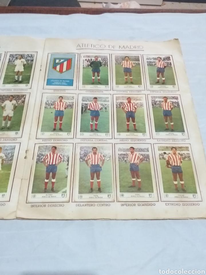 Álbum de fútbol completo: ALBUM CROMOS FUTBOL COMPLETO CAMPEONATO 1959-1960,EDICION FERCA JUGADORES PRIMERA DIVISION EN COLOR - Foto 7 - 175148739