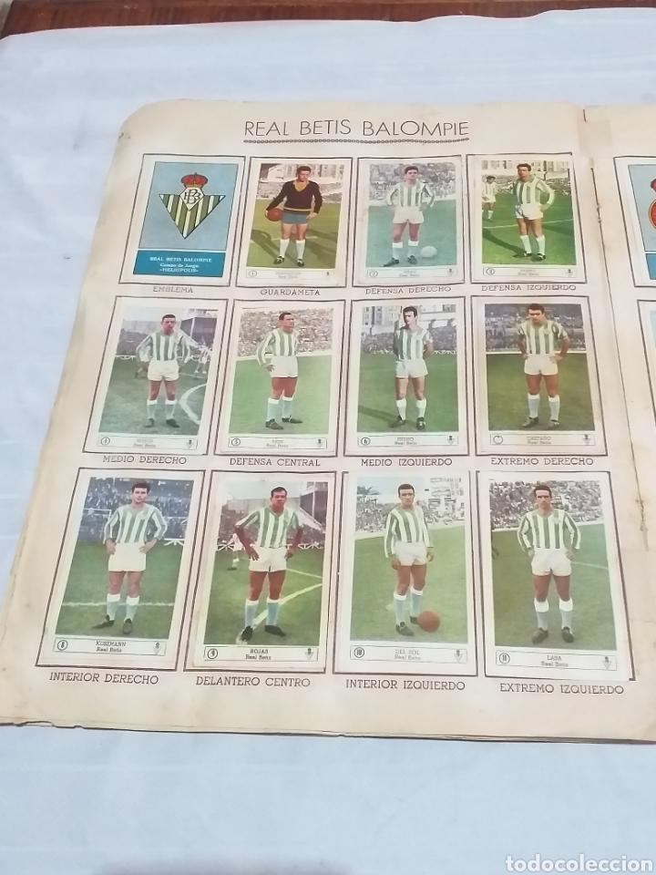 Álbum de fútbol completo: ALBUM CROMOS FUTBOL COMPLETO CAMPEONATO 1959-1960,EDICION FERCA JUGADORES PRIMERA DIVISION EN COLOR - Foto 8 - 175148739