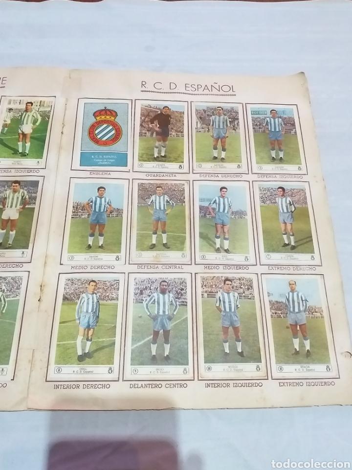 Álbum de fútbol completo: ALBUM CROMOS FUTBOL COMPLETO CAMPEONATO 1959-1960,EDICION FERCA JUGADORES PRIMERA DIVISION EN COLOR - Foto 9 - 175148739