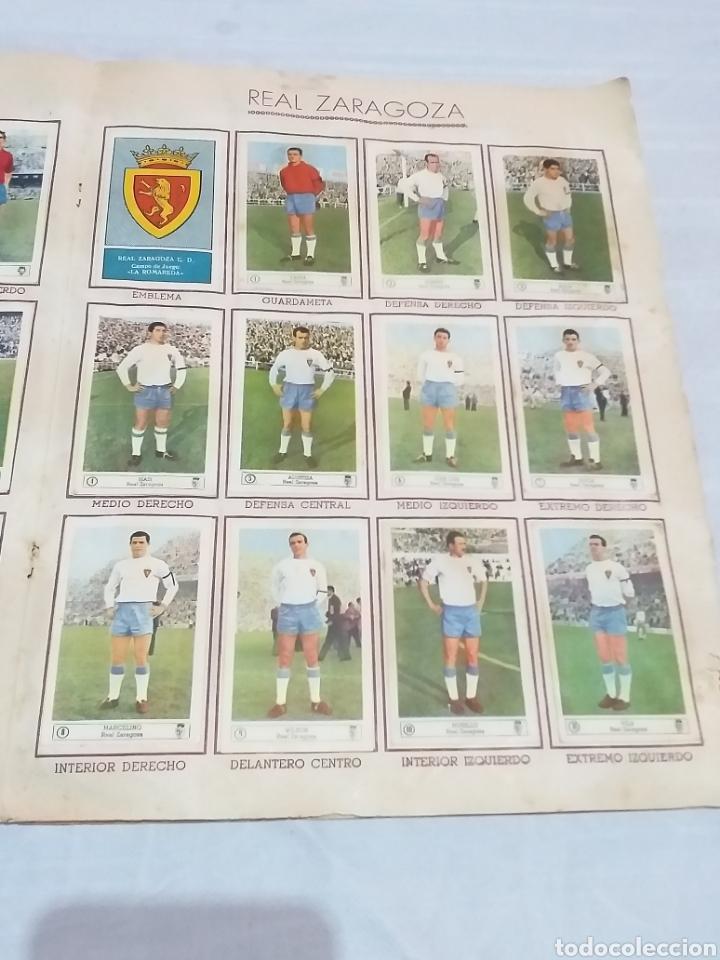Álbum de fútbol completo: ALBUM CROMOS FUTBOL COMPLETO CAMPEONATO 1959-1960,EDICION FERCA JUGADORES PRIMERA DIVISION EN COLOR - Foto 11 - 175148739