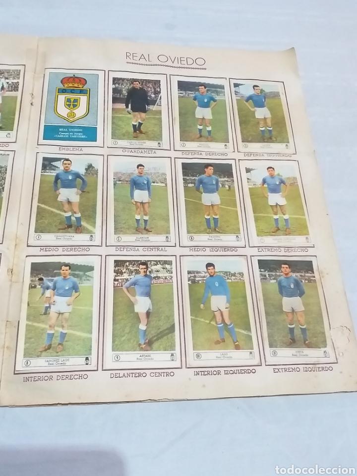 Álbum de fútbol completo: ALBUM CROMOS FUTBOL COMPLETO CAMPEONATO 1959-1960,EDICION FERCA JUGADORES PRIMERA DIVISION EN COLOR - Foto 13 - 175148739
