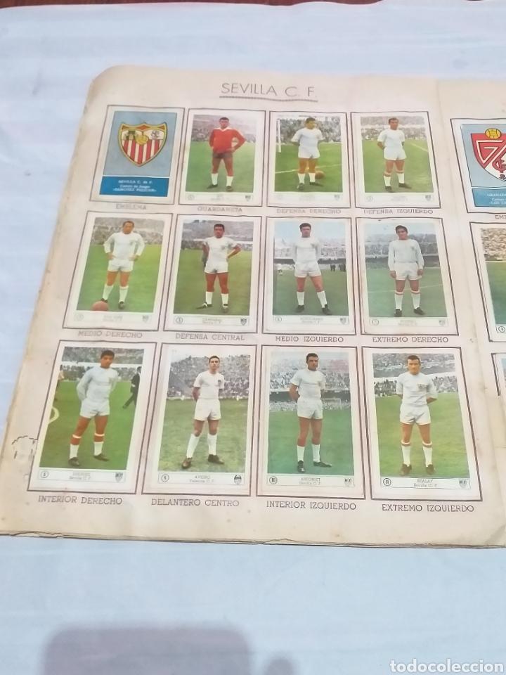 Álbum de fútbol completo: ALBUM CROMOS FUTBOL COMPLETO CAMPEONATO 1959-1960,EDICION FERCA JUGADORES PRIMERA DIVISION EN COLOR - Foto 14 - 175148739