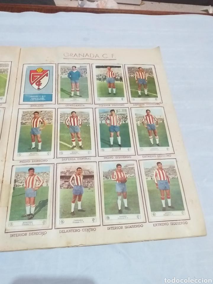 Álbum de fútbol completo: ALBUM CROMOS FUTBOL COMPLETO CAMPEONATO 1959-1960,EDICION FERCA JUGADORES PRIMERA DIVISION EN COLOR - Foto 15 - 175148739
