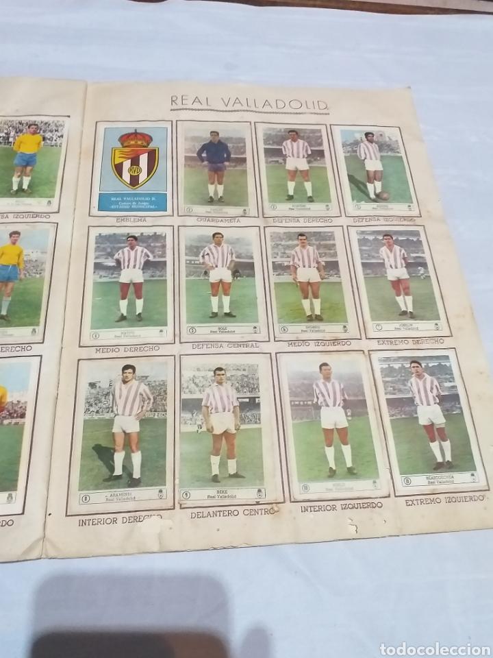 Álbum de fútbol completo: ALBUM CROMOS FUTBOL COMPLETO CAMPEONATO 1959-1960,EDICION FERCA JUGADORES PRIMERA DIVISION EN COLOR - Foto 17 - 175148739