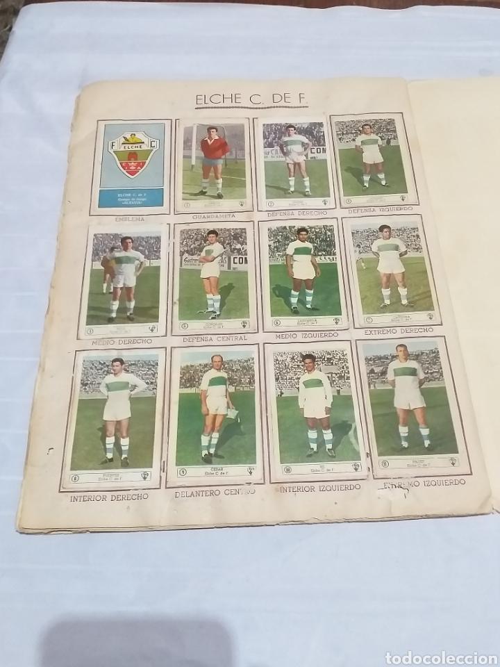 Álbum de fútbol completo: ALBUM CROMOS FUTBOL COMPLETO CAMPEONATO 1959-1960,EDICION FERCA JUGADORES PRIMERA DIVISION EN COLOR - Foto 18 - 175148739