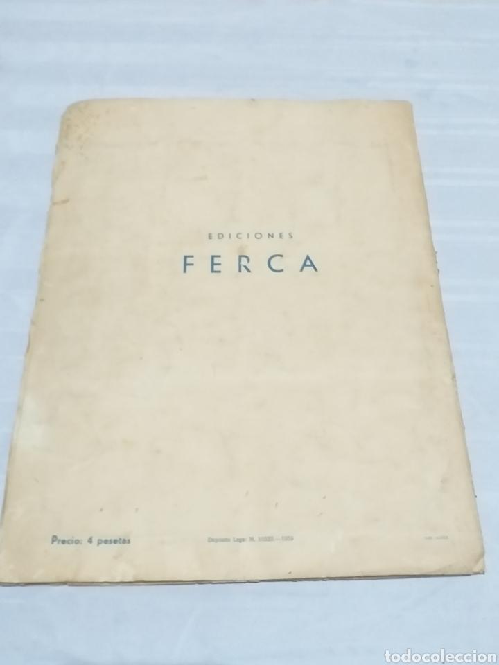 Álbum de fútbol completo: ALBUM CROMOS FUTBOL COMPLETO CAMPEONATO 1959-1960,EDICION FERCA JUGADORES PRIMERA DIVISION EN COLOR - Foto 20 - 175148739