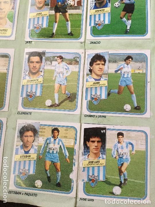 Álbum de fútbol completo: ALBUM COMPLETO. 1 CROMO POR CASILLA. LIGA 89-90. PARA ESTADO VER FOTOS. - Foto 8 - 175532670