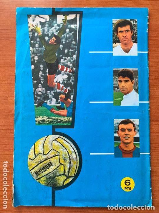 Álbum de fútbol completo: ALBUM COMPLETO - CAMPEONATO DE LIGA 1966 / 67 - ESCASO - ED. DISGRA. - Foto 5 - 175533627