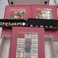 Lote 175571205: TRES ALBUMES DE CROMOS BARÇA - CENTENARIO 1899 - 1999 + CAJA DE GUARDA + DOS COLECCIONES DE PINS