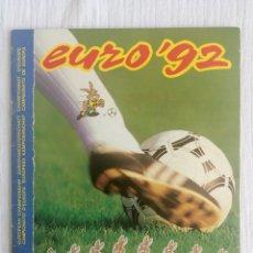 Álbum de fútbol completo: ALBUM PANINI. - EURO 92 - #. Lote 175765597