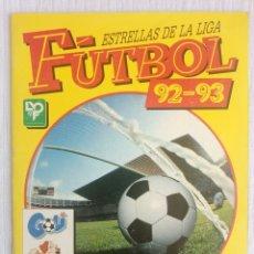 Álbum de fútbol completo: ALBUM PANINI. - ESTRELLAS DE LA LIGA FUTBOL 92-93 - #. Lote 175783738