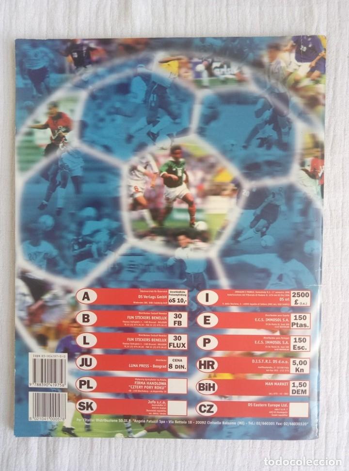 Álbum de fútbol completo: ALBUM DS. - WORLD CUP FRANCE 98 - # - Foto 2 - 175810102
