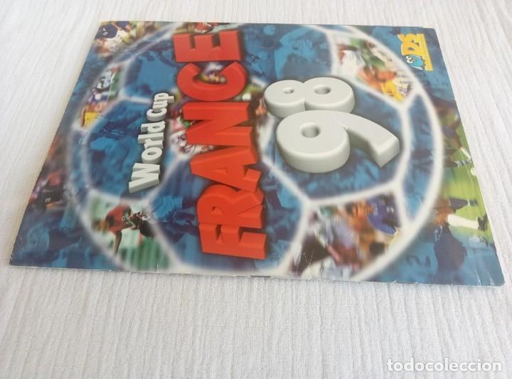 Álbum de fútbol completo: ALBUM DS. - WORLD CUP FRANCE 98 - # - Foto 3 - 175810102