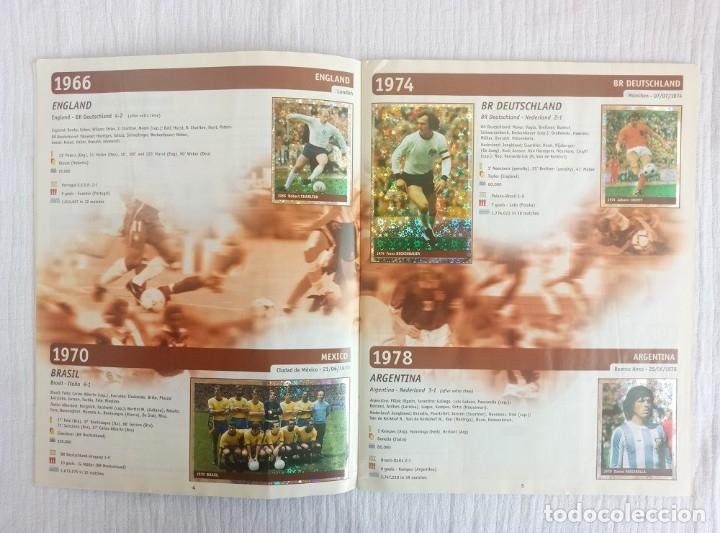 Álbum de fútbol completo: ALBUM DS. - WORLD CUP FRANCE 98 - # - Foto 4 - 175810102