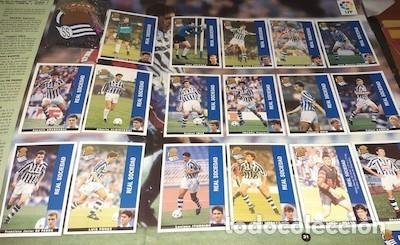 Álbum de fútbol completo: ÁLBUM LIGA 95-96, DE PANINI, COMPLETO - Foto 3 - 52010200