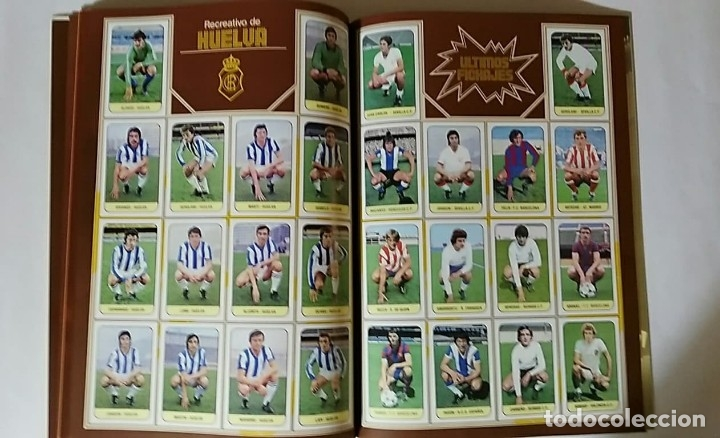 Álbum de fútbol completo: FACSIMIL CAMPEONATO NACIONAL DE LA LIGA DE 1978 1979 SALVAT COLECCIONES ESTE PANINI - Foto 3 - 153082366