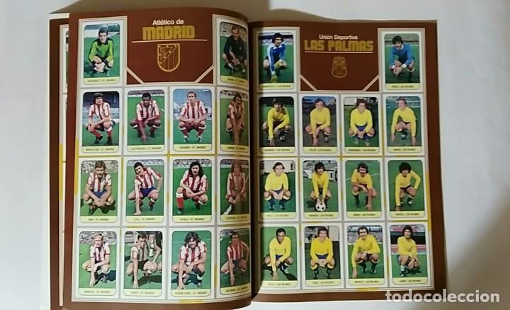 Álbum de fútbol completo: FACSIMIL CAMPEONATO NACIONAL DE LA LIGA DE 1978 1979 SALVAT COLECCIONES ESTE PANINI - Foto 4 - 153082366