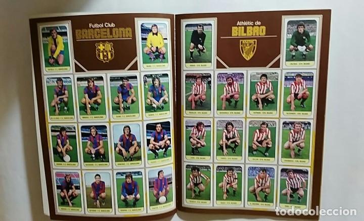 Álbum de fútbol completo: FACSIMIL CAMPEONATO NACIONAL DE LA LIGA DE 1978 1979 SALVAT COLECCIONES ESTE PANINI - Foto 5 - 153082366