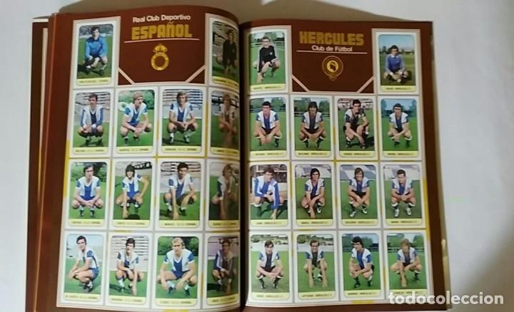 Álbum de fútbol completo: FACSIMIL CAMPEONATO NACIONAL DE LA LIGA DE 1978 1979 SALVAT COLECCIONES ESTE PANINI - Foto 6 - 153082366