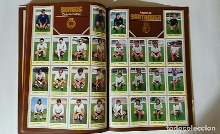 Álbum de fútbol completo: FACSIMIL CAMPEONATO NACIONAL DE LA LIGA DE 1978 1979 SALVAT COLECCIONES ESTE PANINI - Foto 7 - 153082366