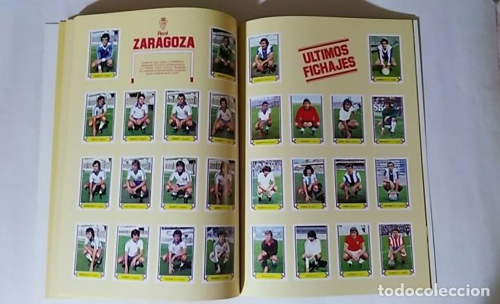 Álbum de fútbol completo: FACSIMIL CAMPEONATO NACIONAL DE LA LIGA DE 1980 1981 SALVAT COLECCIONES ESTE PANINI - Foto 4 - 153082902