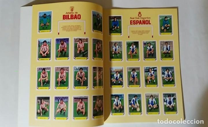 Álbum de fútbol completo: FACSIMIL CAMPEONATO NACIONAL DE LA LIGA DE 1980 1981 SALVAT COLECCIONES ESTE PANINI - Foto 7 - 153082902