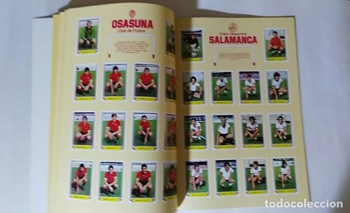 Álbum de fútbol completo: FACSIMIL CAMPEONATO NACIONAL DE LA LIGA DE 1980 1981 SALVAT COLECCIONES ESTE PANINI - Foto 8 - 153082902