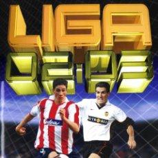 Álbum de fútbol completo: COLECCION COMPLETA EDICIONES ESTE 2002 2003 CROMOS SIN PEGAR MAS ALBUM PLANCHA. Lote 194363000